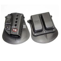 Fobus Évolution Étui RH de Paddle-GL-2 ÈME Pour G 17/19/22/23/27/31/32/34/35 6900RP Double Mag Pouch G 9 40, HK 940
