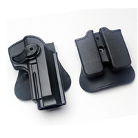 Wholesale IMI DEFENSE Polymer Retention Roto Holster and Double Magazine Holster Fits M9 All In One Holster