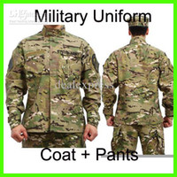 Wholesale CP camouflage suit Combat BDU Uniform military uniform bdu hunting suit Wargame Paintball field PAN