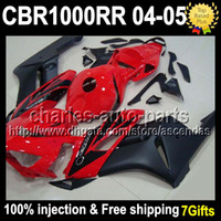 7gifts+ Cowl+ Tank 100% Injection For HONDA 04- 05 04 05 CBR100...
