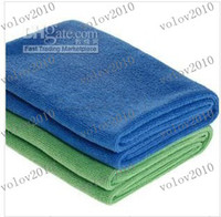 Wholesale LLFA1810 x30cm Microfiber Cleaning Towel Washing Cloth Car New and hot selling