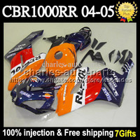 7gifts+ Cowl 100% Injection Mold Repsol For HONDA CBR1000RR 0...