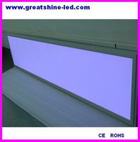 Wholesale 600x1200mm ultra thin SMD RGB led panel light W used for exhibition and display halls