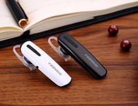 Bluetooth Headset   universal music mini headphone wireless handsfree stereo Bluetooth Headset Universal Ear hook Earphone For Apple iPhone 5 SamSung HTC Nokia