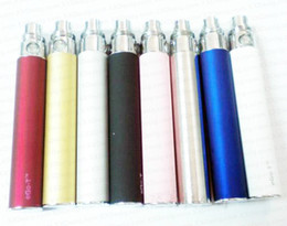 2013 NEWEST Auto EGO-T electronic cigarette Battery free shipping
