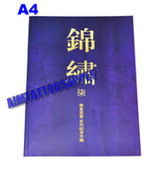 Wholesale New tattoo books A4 art tattoo book high quality tattoo flash book