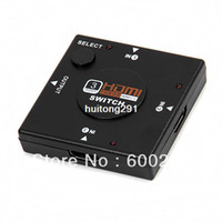 Wholesale Port HDMI Switch Switcher Splitter for HDTV P PS3