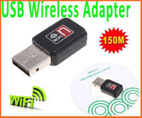 Wholesale Mini M USB WiFi Wireless Network Card n g b LAN Adapter Drop Shipping