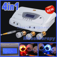 Wholesale New No Needle Free Mesotherapy Microcurrent Ultrasound Photon Led Rejuvenation Spa Face Lift Machine