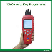 Wholesale 2013 Top Rated Newest Professional X Auto Key Programmer x100 x100 programmer DHL Free Online Update Years Warranty