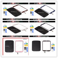 Wholesale OEM Front Screen Glass Digitizer Display Replacement For Samsung Galaxy S3 I9300 SIII With Full Adhesive Free Tools