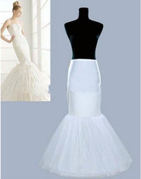 Wholesale Hot Sale Mermaid Bridal Underskirt Wedding Petticoat AB342