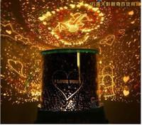 Wholesale New Novelty Items New Amazing LED Star Master Light Star Projector Led Night Light L232
