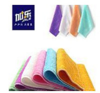 Eco Friendly cleaning rags - 10 Double Layer Bamboo Fibre Not Sticky Oil Towel Wash Towel Kitchen Microfiber Cleaning Cloths Cleaning Rags Dish Towel CM