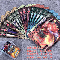 Wholesale League of Legends Figure Poker Playing Cards LOL Pattern Poker Set Plastic Package Gift