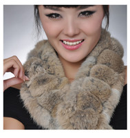 Wholesale 2013 New the autumn winter fur scarf collar of rabbit hair hair bulb ball more export over warm many balls