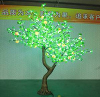 70 CCC,CE,FCC Art Deco 2013Hot sale !2M*1.3M 70W outdoor garden landscape tree led Christmas decorative artificial bonsai maple trees light free shipping