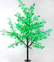 85-265 IP67 Landscape Lighting 2013Hot sale !.1.5M*1M 50W outdoor garden landscape tree led Christmas decorative artificial bonsai maple trees light free shipping