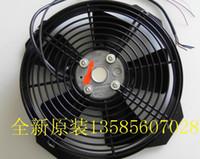 All aluminum rotors - New original ebmpapst Blowers W2D250 GA04 external rotor axial fan