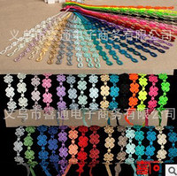 Wholesale Fashion Lace Cruciani Bracelet Jewelry Womens Mens Clover Handmade Friendship Bracelets