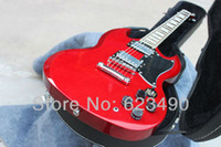 Solid Body 6 Strings Mahogany Best Price Free shopping G -SG Electric guitar Special new Red color Wholesale new style reissue vos killer top with Hardcase