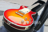 Wholesale Best Price Customized Orders Ace Frehley Budokan VOS LP Custom Electric Guitar with Hard Case