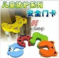 Wholesale children s Eco friendly safety gate Carmen baby door stopper door clip D102