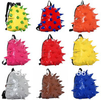 10 Colors Fashion Hedgehogs Shaped Child Casual Backpack Pri...