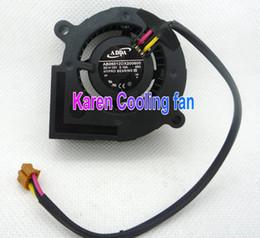 Новый оригинальный ADDA 5 см AB05012DX200600 5020 12v 0.15A вентилятора проектора вентилятор охлаждения