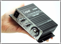 Wholesale New Lepai Class T Hi Fi Audio Amplifier Tripath LP A Amp WX2 Stereo Amp Car Amplifier