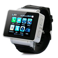 Wholesale I3 Watch Cell Phone with Quad Band Single SIM inch QVGA Touch Screen