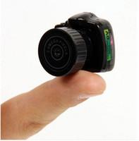 Wholesale Y2000 smallest mini camera wireless mini camera portable mini dv mini