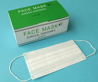Wholesale Disposable Mask Breathable Non Woven One Time Medical Dust Mask