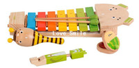 Multicolor new toys for christmas - New Mumu Tribe Toy Musical Instrument set Noise Maker Kids Toys For children Christmas Gift ZWZ078