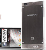 Best Phablet - Invisible Protective Case for Lenovo K900 + Screen Protector Giving your Truest K900 Free Shipping