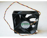 Copper & Aluminum advanced cooling - Sunon KDE1209PTV3 V W CM Maglev advanced cooling fan