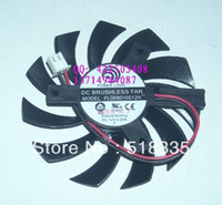 Wholesale Graphics Fan Power Logic PLD08010S12H V A Wire DC Brushless Fan VGA Fans