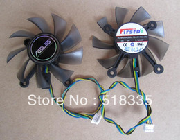 Wholesale FD8015U12S V A graphics card fan diameter mm pitch mm for Asus g GTS450