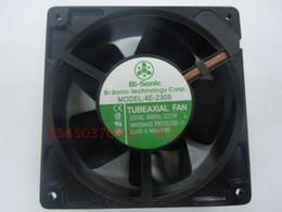Wholesale Bi Sonic E B cm AC230V Hz W metal frame high temperature heat sink cooling fan
