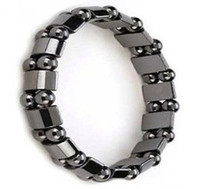 magnetic hematite - cps New arrival Magnetic Hematite Fashion Pain Therapy Bracelet Arthritis