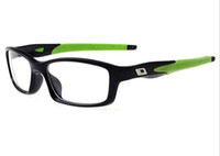 Wholesale 2013 New Sports Optical Frame Driving Glasses Frame With Clear Lenses Removable Mix Colors Free Shipment