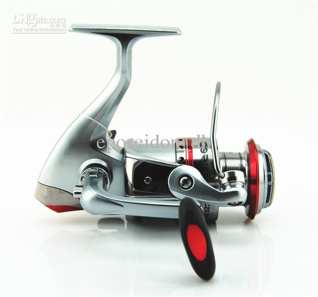 Ecooda czs30 7 1 bbs 5 3 1 spinning fishing reel corrosion for Open face fishing reel