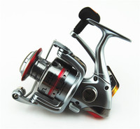 Wholesale Ecooda BBs CZS40 Open Face Spinning Fishing Reel Heavy duty Metal Gearing High Speed Rolling Smoothly