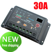 Wholesale New Upgrade version Solar Charge Controller Regulator A V V auto switch