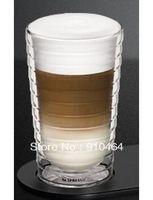 Wholesale NESPRESSO CitiZ Barista coffee Cups Set of hand blown double walled Recipe glasses ml Double Wall Glass Coffee glass