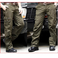 Wholesale US Airborne Parachute Army Pant Outdoor Sports Airsoft Hiking Camping Air Force Cotton Casual Full Trousers