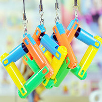 Ball point pen bendable phone - Creative Variety collapsible Sizhe phone pendant pen ballpoint pen student prize gift bendable toys
