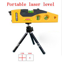 Wholesale cross line laser levels measuring tool with tripod rotary laser tool Hot sales spirit level factory sales