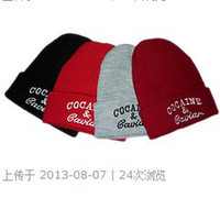 Wholesale NEW Style Hot Selling Cocaine amp Caviar Beanies YOLO COCO MADE ME DO IT Nice Colors Beanies Hats Caps Hat Cap Good Service High Quality