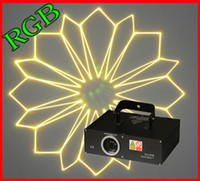 Blue animation laser prices - 20 off factory price Mini full color animation laser low power nW mini RGB DMX512
